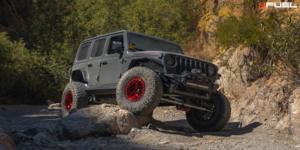 Unit - D121 on Jeep Wrangler