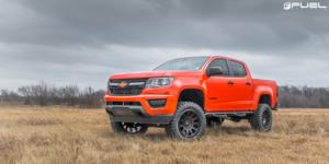 Vector - D579 on Chevrolet Colorado