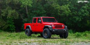 Vector - D600 on Jeep Gladiator