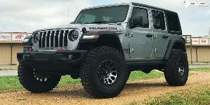 Vector - D601 on Jeep JL