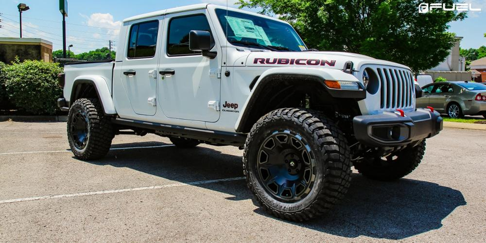 Jeep Gladiator Vengeance - D688
