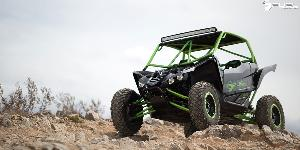 Anza - D557 - UTV on ATV - Yamaha YXZ