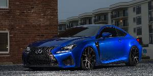 KPS on Lexus RC-F