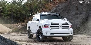 Rampage - D238 on Dodge Ram 1500