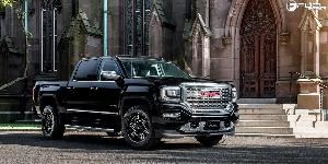 Rocker - D613 on GMC Sierra