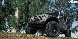 SIX-OR on Jeep Wrangler