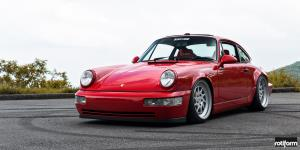 OZT on Porsche 964 Carrera