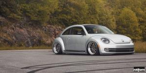 OZT on Volkswagen Beetle