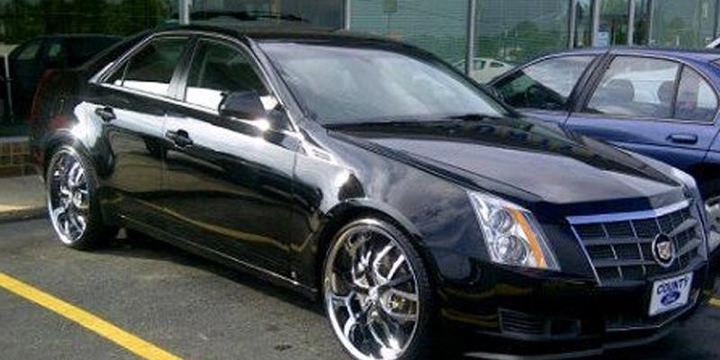 Cadillac CTS Romano