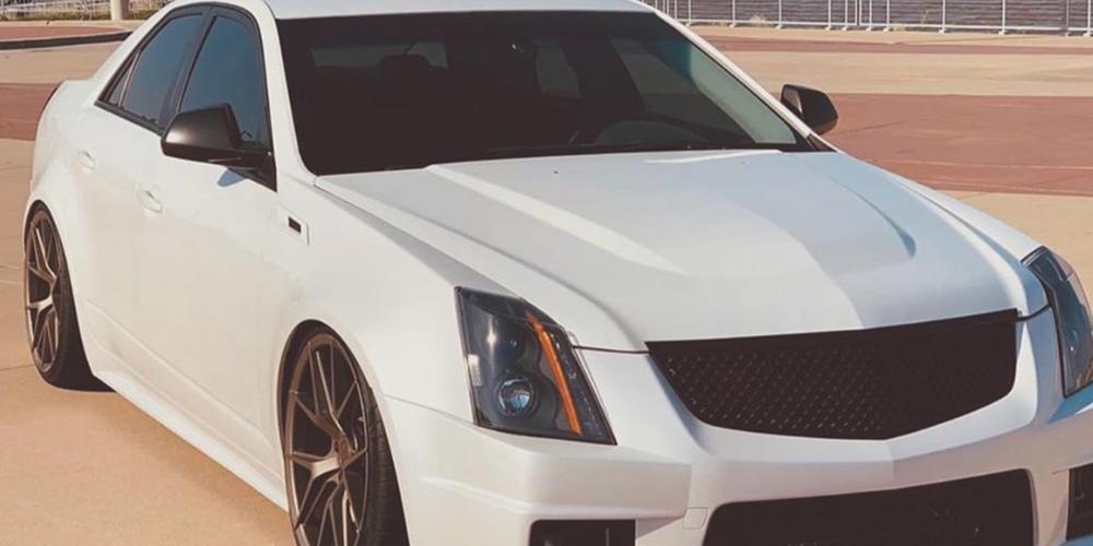 Cadillac CTS V99 Axis