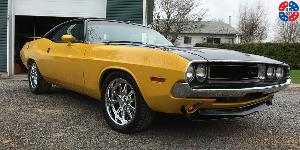 Rambler - U110 on Dodge Challenger