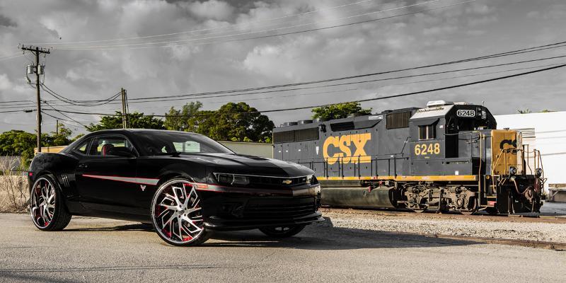 Chevrolet Camaro FORGED SERIES Biscayne