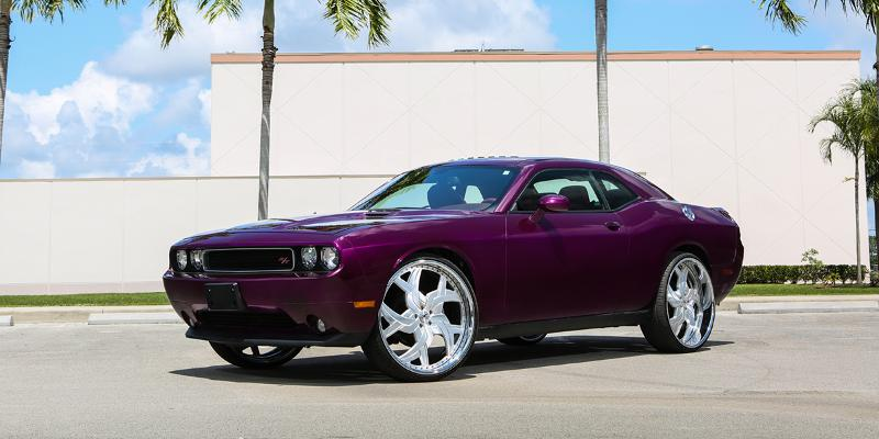 Dodge Challenger FORGED SERIES LP-5
