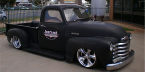Nitrous SE - F302 on Chevrolet Pick Up