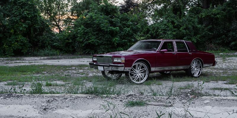 Chevrolet Caprice PLATINUM SERIES Karma
