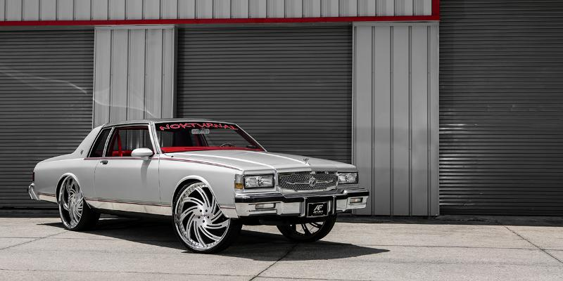 Chevrolet Caprice FORGED SERIES Lusso
