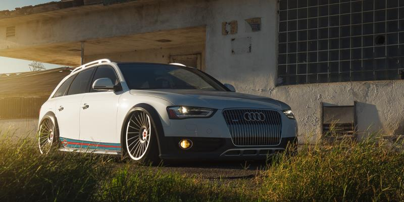 Audi A4 All-Road IND-T