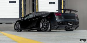 OZT on Lamborghini Gallardo