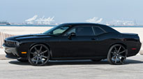Push - S109 on Dodge Challenger