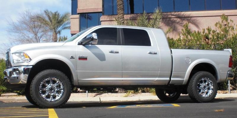 Dodge Ram - American Outlaw Wheels Buckshot (S100)