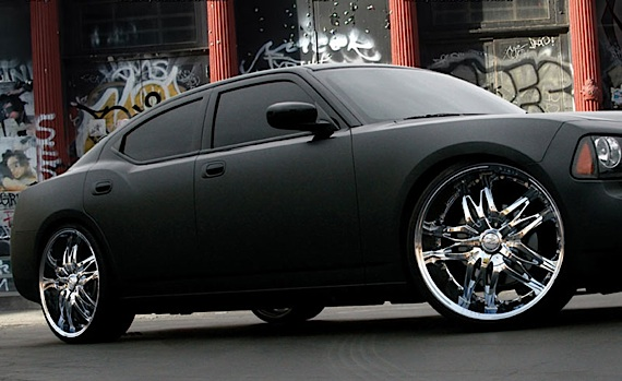Dodge Charger Z28