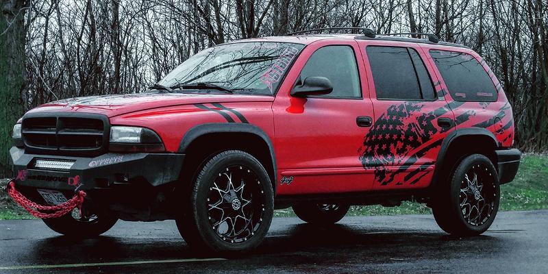 Dodge Durango Scorpion SC-10