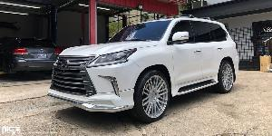 Avant on Lexus LX570