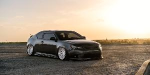 BLQ-T on Scion tC