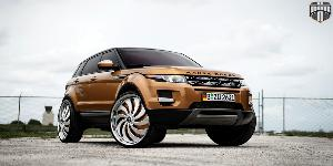Cojones - S817 on Land Rover Range Rover Evoque