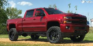 FF09 on Chevrolet Silverado 2500