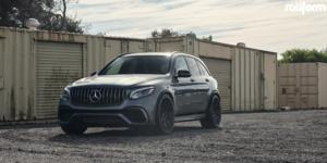 JDR on Mercedes-Benz GLC63 AMG