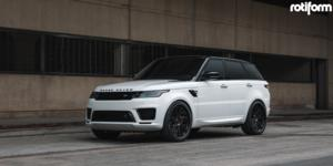 JDR on Land Rover Range Rover Sport