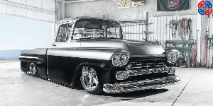 Malibu - U357 on Chevrolet Apache