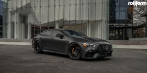 OZR on Mercedes-Benz AMG GT