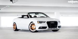 OZT on Audi A5