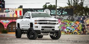FF07 on Chevrolet Silverado 2500 HD