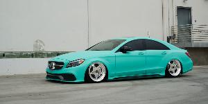 WRO on Mercedes-Benz CLS63 AMG
