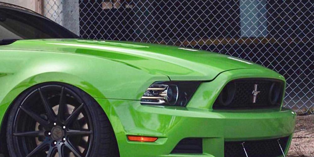 Ford Mustang V20 Insignia