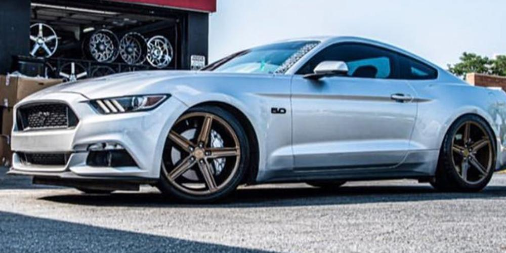 Ford Mustang V09 Spry