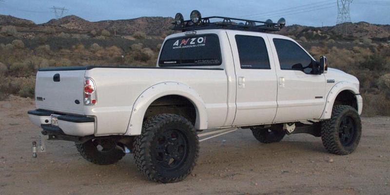 Ford F-350 - Liquidmetal Wheels Gatlin