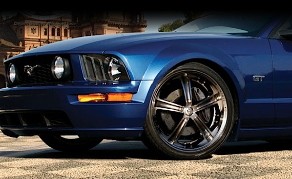 Ford Mustang Z29