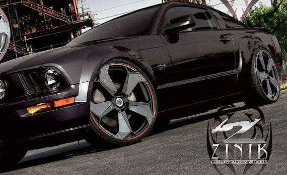 Ford Mustang Z28