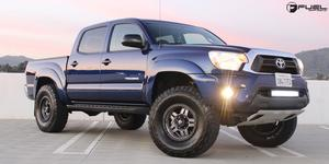 Anza - D558 on Toyota Tacoma