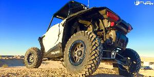 Anza Beadlock - D918 - UTV on ATV - Polaris RZR