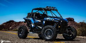 Anza - D557 - UTV on ATV - Polaris RZR