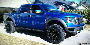 Maverick - D262 on Ford F-150 Raptor
