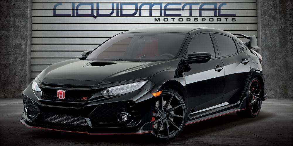 Honda Civic - Liquidmetal Wheels Shadow