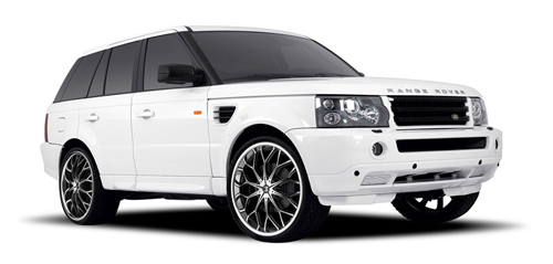 Land Rover Range Rover No9