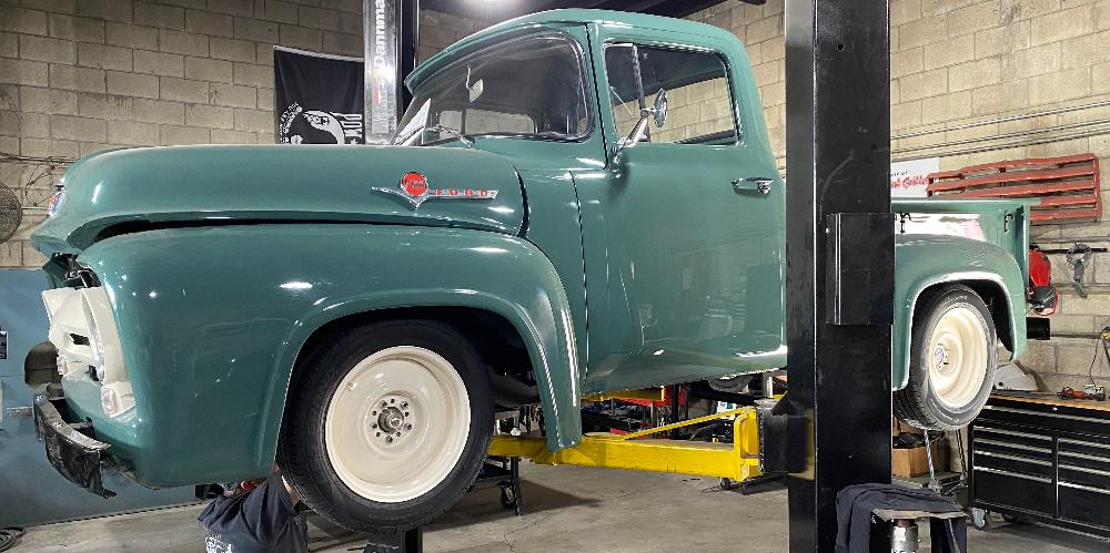Ford F-100 Smoothie (Series 512)