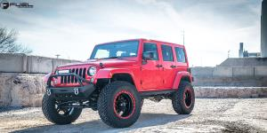Anza - D557 on Jeep Wrangler